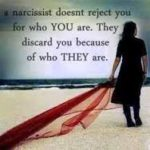 Historical Rejection: Why the Narcissist Gives Us Up