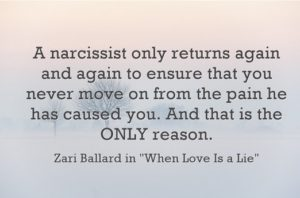 why-narcissists-return