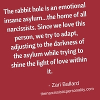 Narc Abuse Recovery: Normal Sadness Is No Reason to Go Back